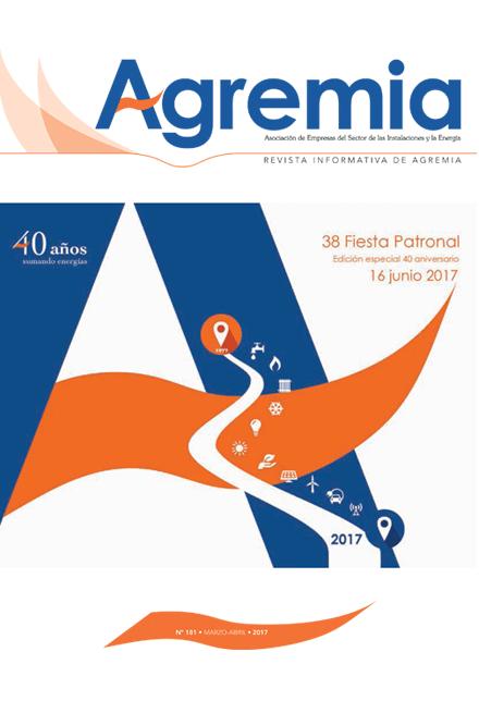 Revista Agremia 181