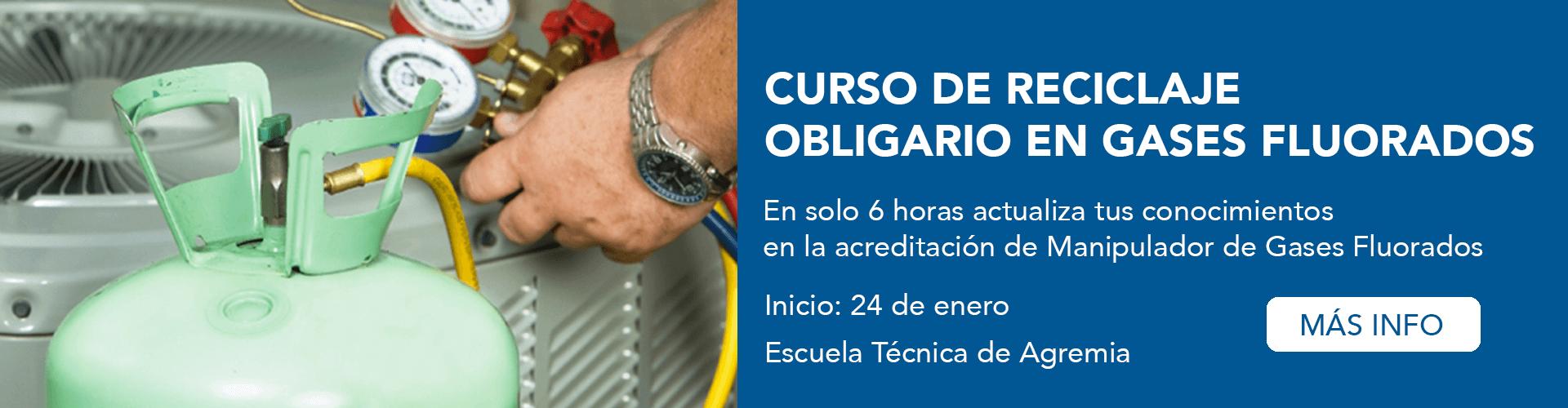 banner curso gases fluorados obligatorio 2