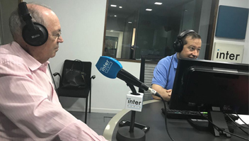 Radio Inter Presidente Agremia