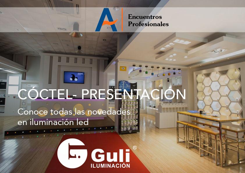 Cóctel Presentación GULI