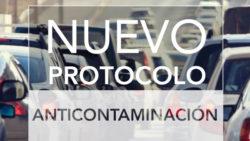 Protocolo anticontaminación Ayto Madrid