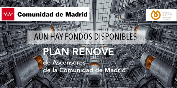 Plan Renove Ascensores