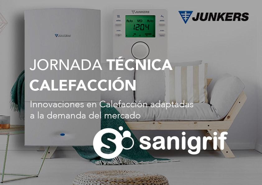Jornada SANIGRIF Calefacción